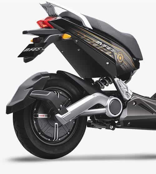 VinFast Impes and Chinese Electric Scooters: Unequal! 2