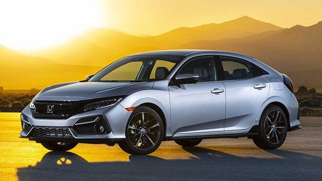 Những Điều Chưa Biết Về Honda Civic 2020 Phiên Bản Mới Nhất 6