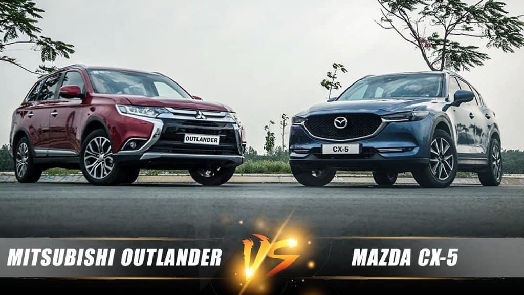Outlander vs CX5 Trong Tầm Giá 900 Triệu. Chọn Xe Nào? 1