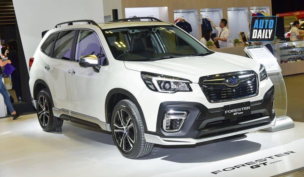 Subaru Forester 1,2 Tỷ Full Option Hơn Cả Xe Hàn 1
