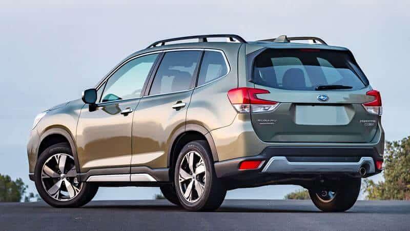 Subaru Forester 1,2 Tỷ Full Option Hơn Cả Xe Hàn 7