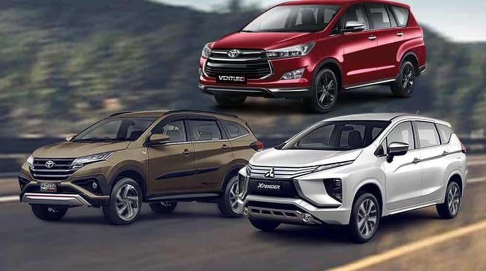 Over 600 Million Buy New Car: 7-seater Sedan or MPV 2