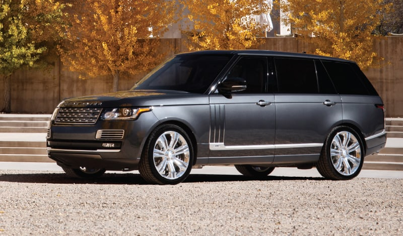 Nhỉnh 4 Tỷ Có Ngay Range Rover Autobiography Máy Dầu 3.0 V6 8
