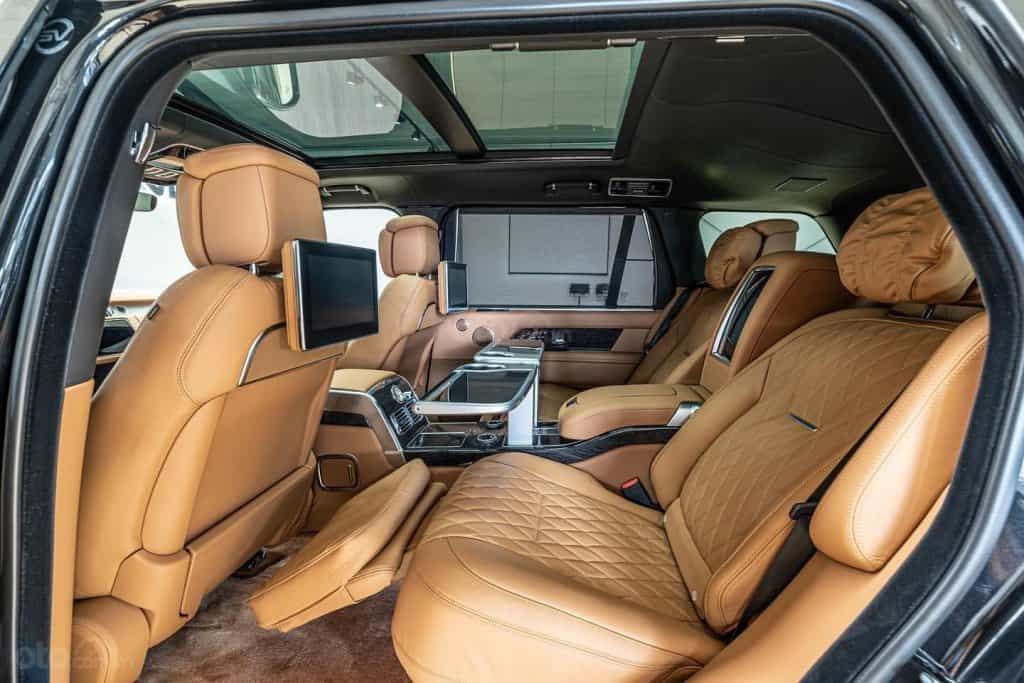 Trải Nghiệm Range Rover Autobiography Rẻ Như Jeep Wrangler 5
