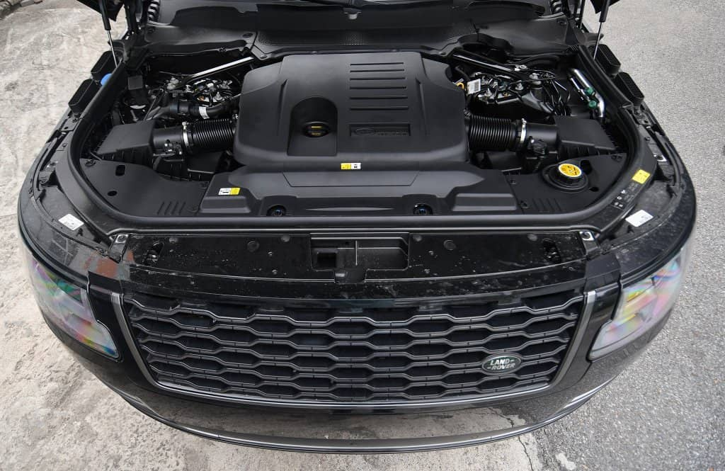 Nhỉnh 4 Tỷ Có Ngay Range Rover Autobiography Máy Dầu 3.0 V6 6