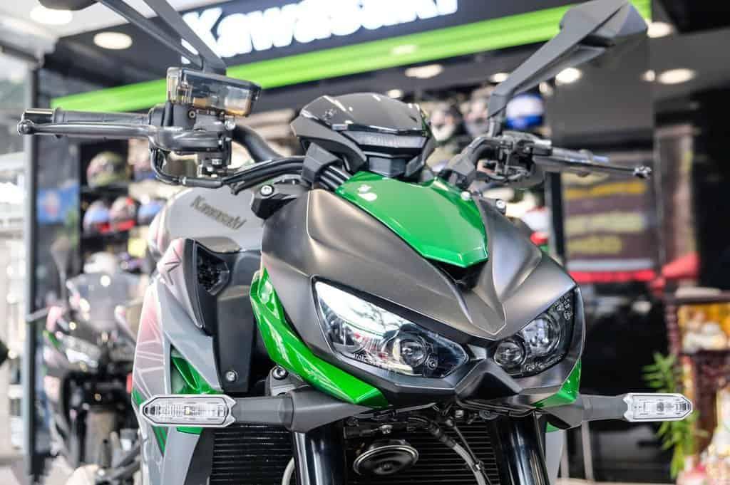 Hùng Lâm Đập Thùng Kawasaki Z1000R 2020 Giá 459 Triệu 8