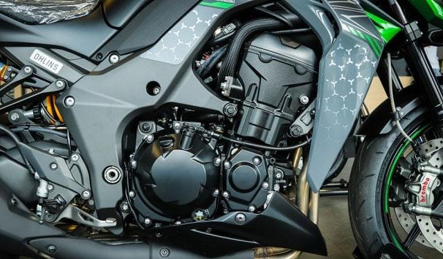 Hùng Lâm Đập Thùng Kawasaki Z1000R 2020 Giá 459 Triệu 4