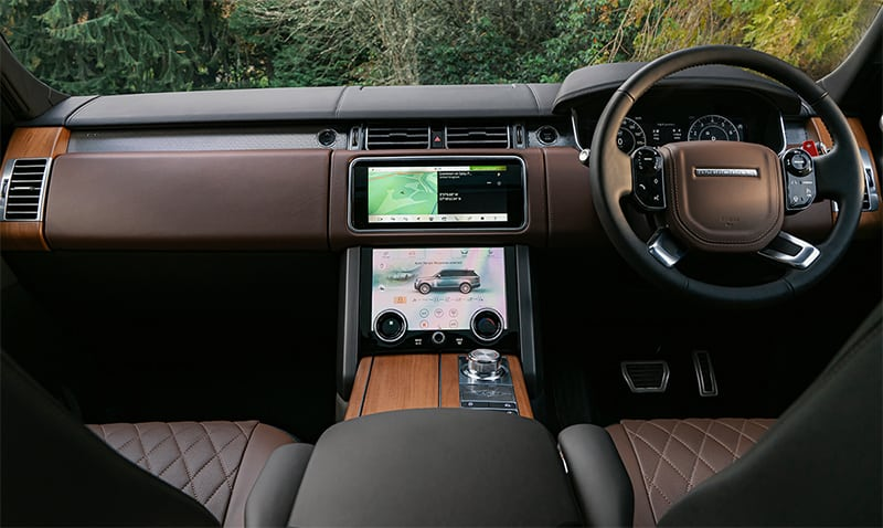 Nhỉnh 4 Tỷ Có Ngay Range Rover Autobiography Máy Dầu 3.0 V6 7