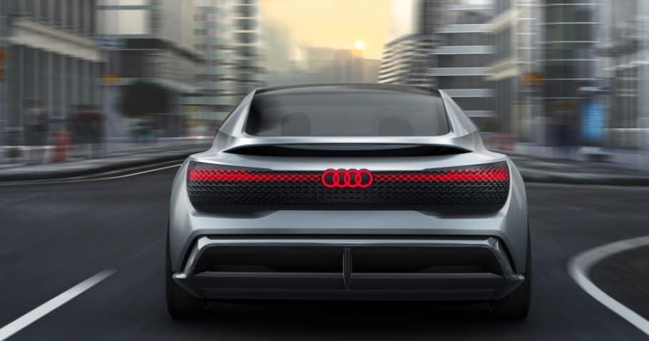 Audi concept AI