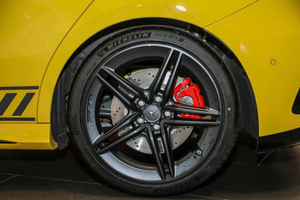 Mercedes-AMG A45 S 4Matic