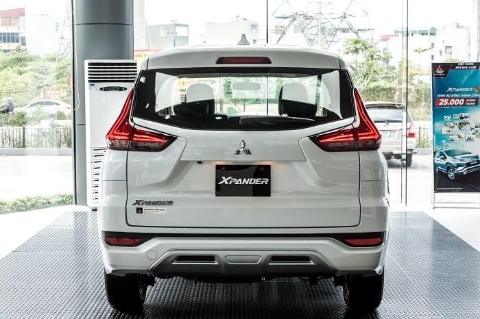 Đánh Giá Mitsubishi Xpander 2020 Giá 630 Triệu, Đèn LED & Ghế Da Xịn Xò 1