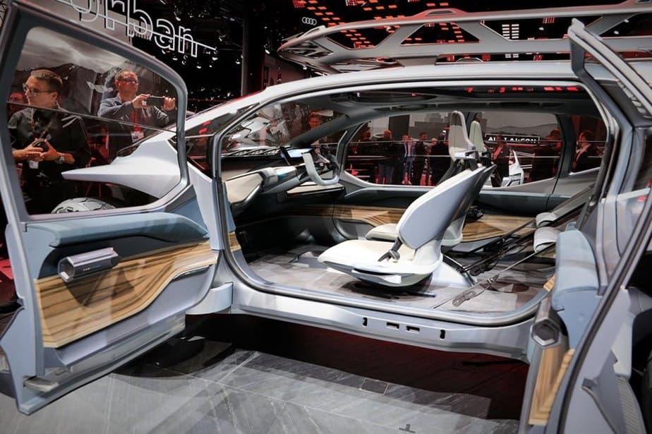 Audi Concept 2020 - Siêu Phẩm Của Tương Lai Đẹp Ngộp Thở 1