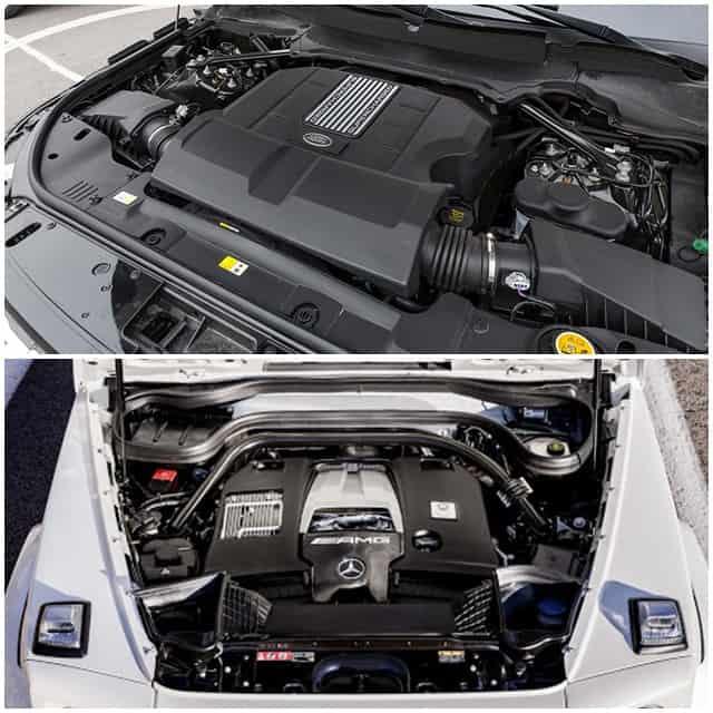 Hơn 10 Tỷ Chọn Range Rover SV Hay Mercedes G63 4