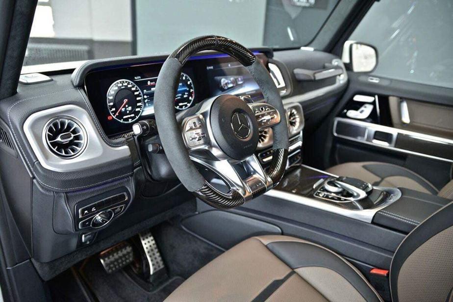 Hơn 10 Tỷ Chọn Range Rover SV Hay Mercedes G63 5