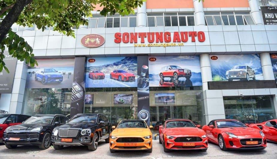 Cầm 300 Tỷ Đi Chợ Siêu Xe Độc Nhất Ở Việt Nam 1