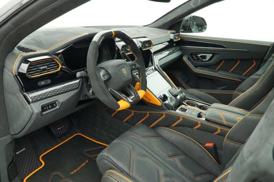 Chi Tiết Lamborghini Urus Bản 4 Chỗ Full Carbon Chỉ Dưới 20 TỶ 8