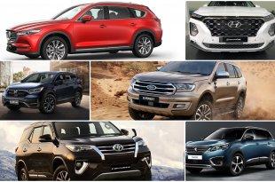 Những Mẫu SUV 7 Chỗ Có Giá Hời Trong Tháng 8/2020 2