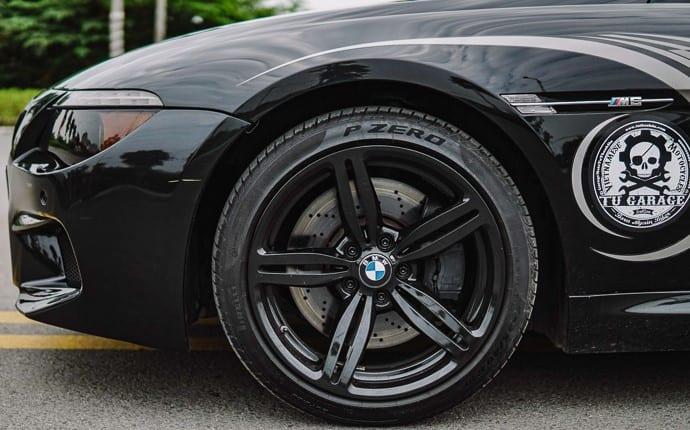 BMW M6 V10