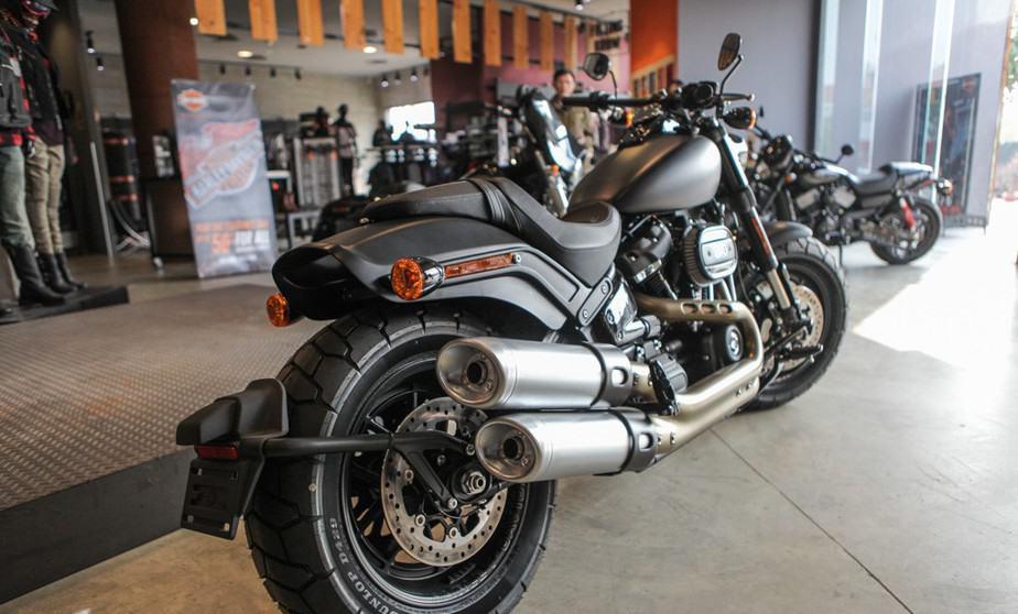 Fat Bob 2019 của Harley-Davidson