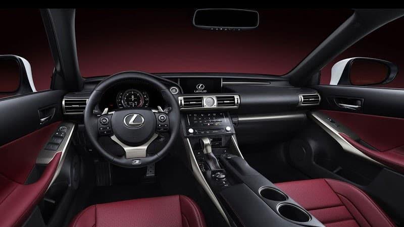 Hơn 1 Tỷ Có Ngay Mui Trần - Lexus IS250C 5