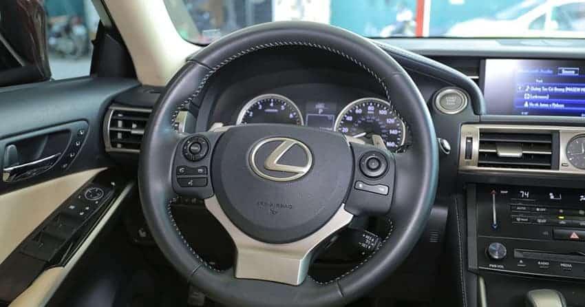 Hơn 1 Tỷ Có Ngay Mui Trần - Lexus IS250C 7