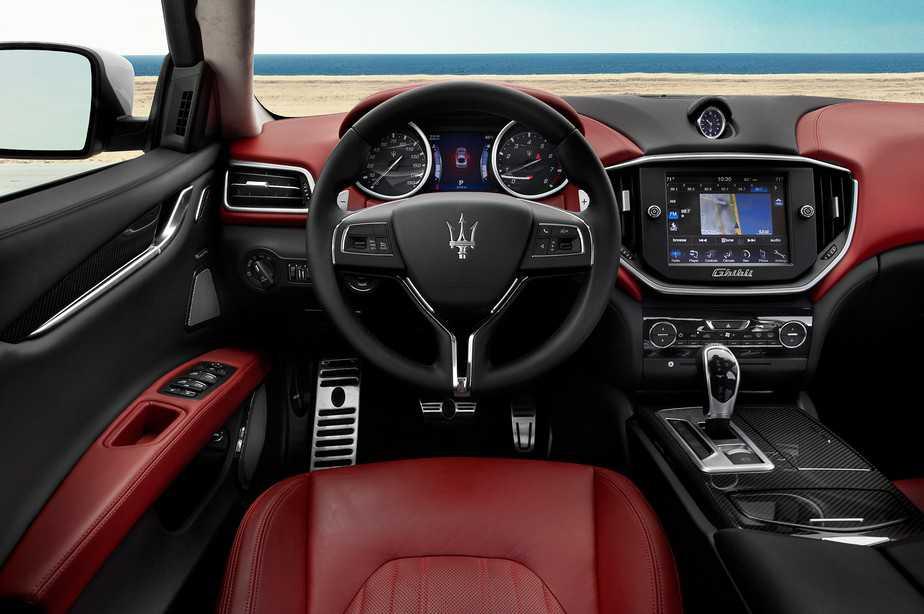 Tìm Hiểu Siêu Xe Nhập Ý Giá Hơn 3 Tỷ - Maserati Ghibli 2016 Động Cơ 3.0 V6 1