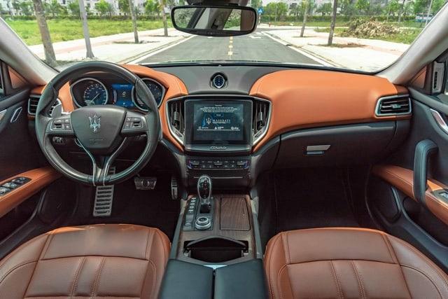 Maserati Ghibli 2016 3.0 V6