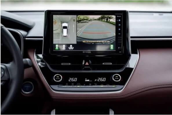 Toyota Corolla Cross 2020 1 1.8V