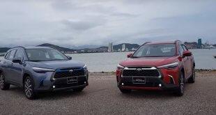 Toyota Corolla Cross 2020