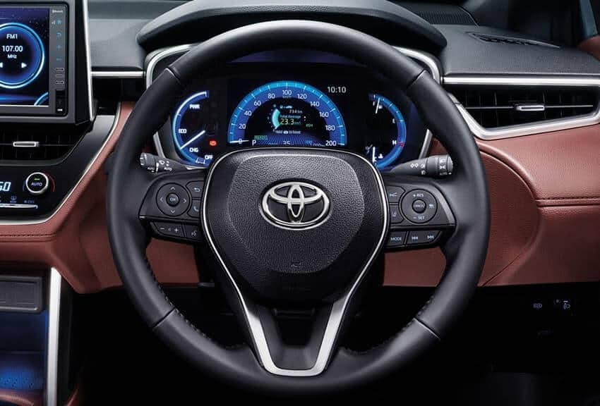 Toyota Corolla Cross 2020 Hy 8