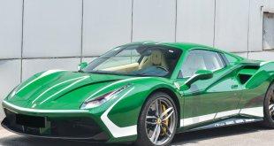 Mang Ferrari 488 Đi Chạy Grab Mùa Dịch Covid 19 4
