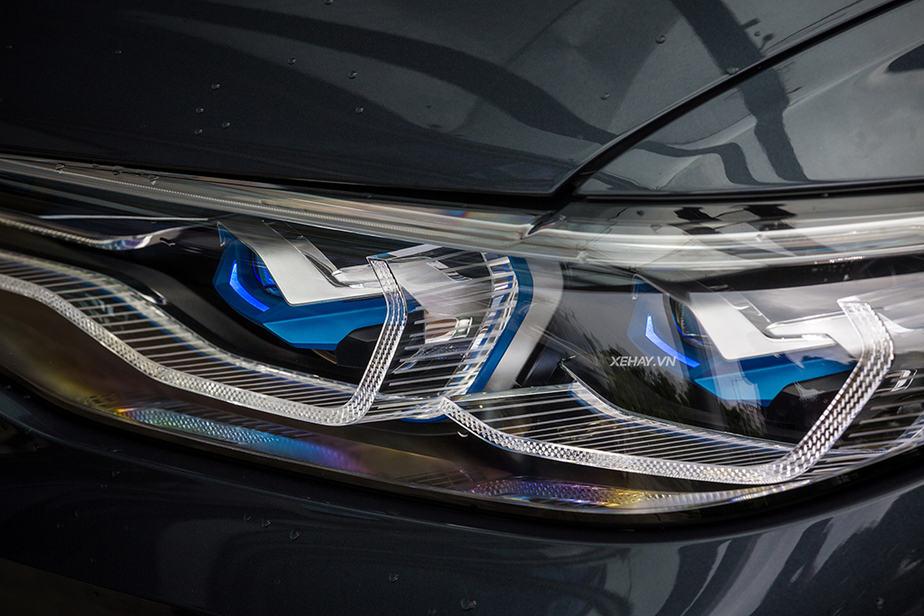 Lexus 570 vs BMW X7 - Bạn Chọn Xe Nào? 4