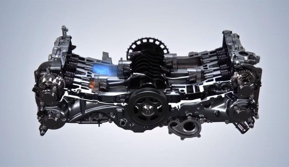 Động cơ Boxer