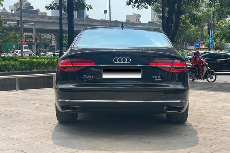 Audi- A8L 2016