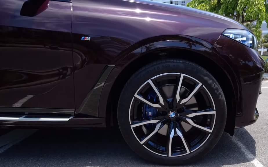 BMW X7 đặc biệt