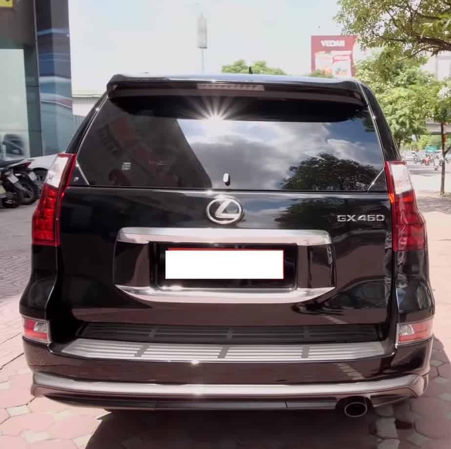 Lexus GX460 2020 Full Option 3
