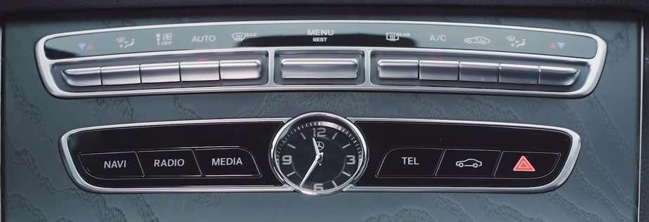 Mercedes- E200 Sport