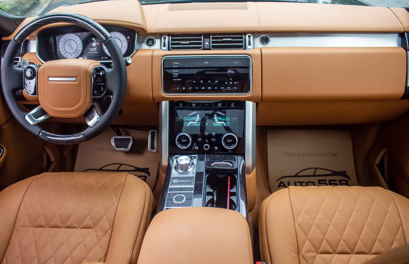 Range Rover Autobiography LWB 2021