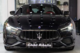Maserati Ghibli Ribelle