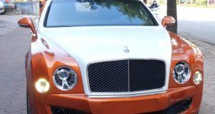 Siêu Sedan Bentley Mulsanne Chạy Lướt 1 Vạn - Chỉ Còn Nửa Giá 5