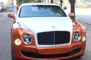 Siêu Sedan Bentley Mulsanne Chạy Lướt 1 Vạn - Chỉ Còn Nửa Giá 7
