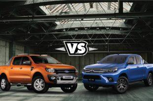 Ford Ranger vs Toyota Hilux, Cuộc Đối Đầu Đã Cân Hơn, và Vẫn Khó Chọn 7