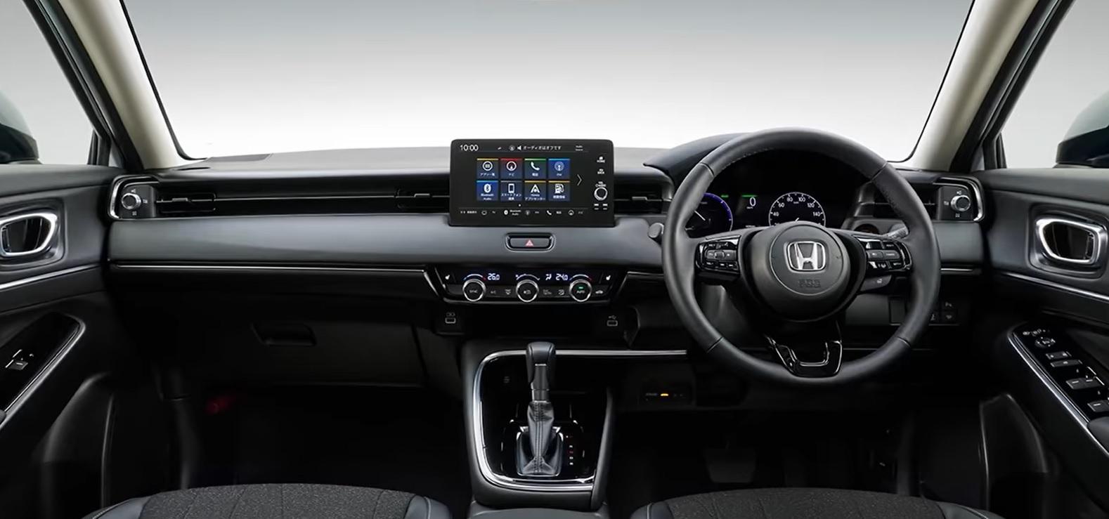 Honda HR-V thế hệ mới