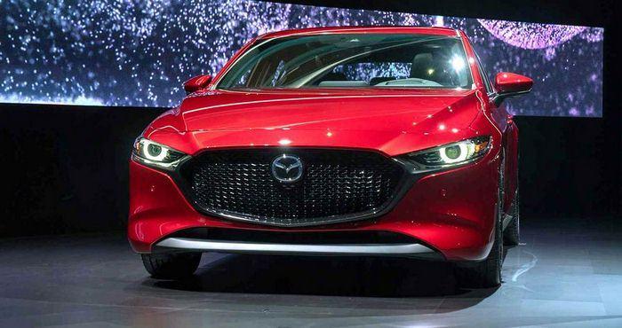 Mazda3 2.0 Premium