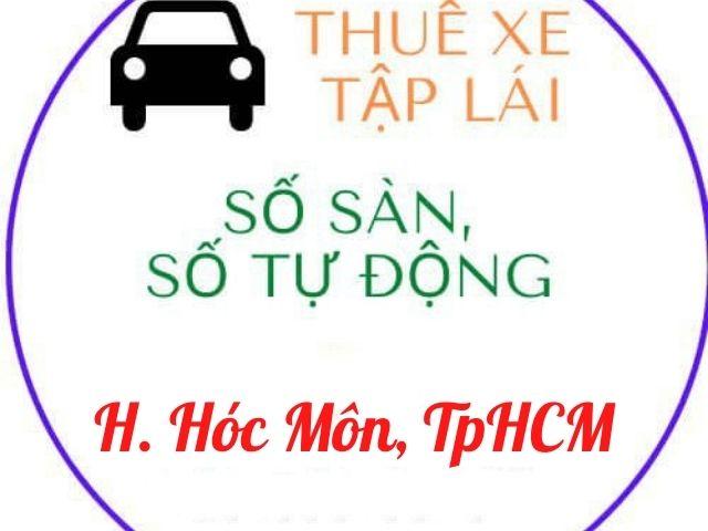 cho thuê xe tập lái huyện hoc mon