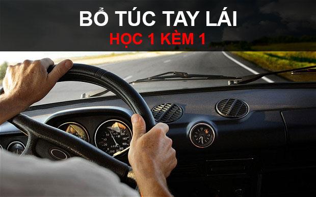 nhận bổ túc lái xe ô tô uy tín HCM